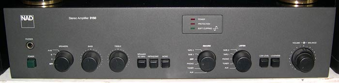 audio studio used receivers integrated amps rh theaudiostudio com Nad 3150 Review nad 3150 service manual